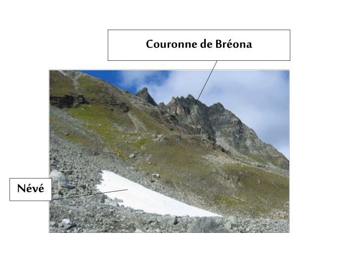 Couronne de Bréona
