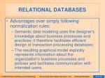 relational databases17