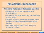 relational databases18