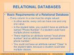 relational databases5