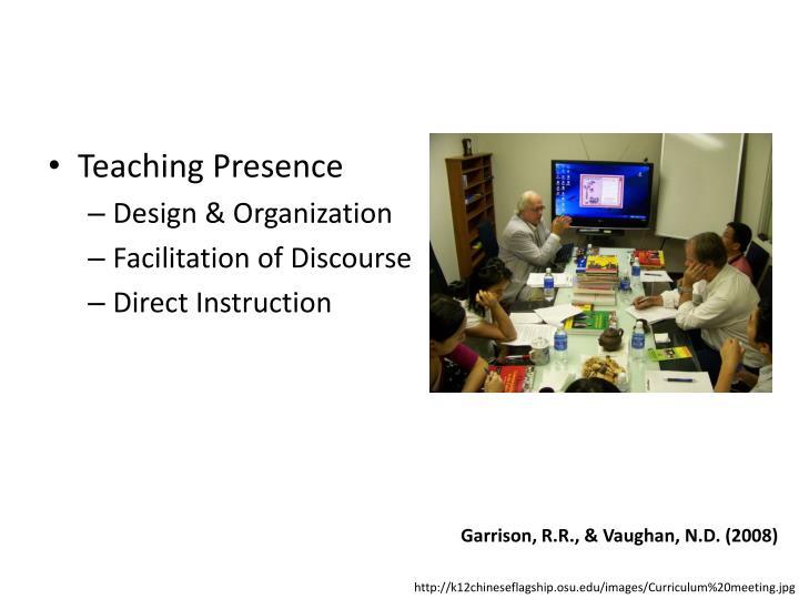 Teaching Presence
