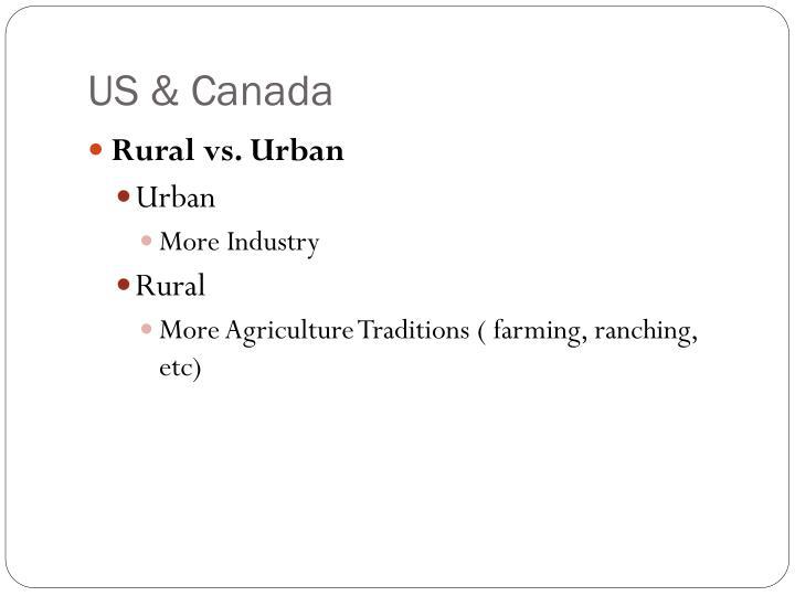 US & Canada