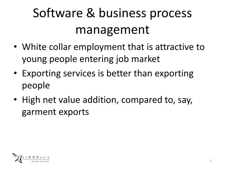 Software & business process management