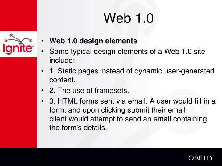 Web 1 01