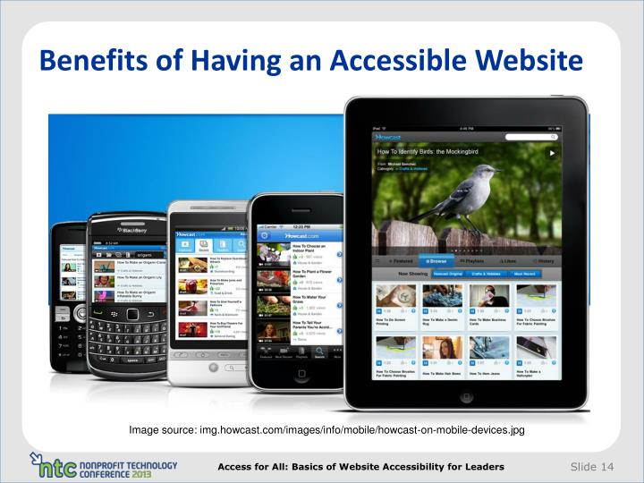 Benefits of Having an Accessible Website