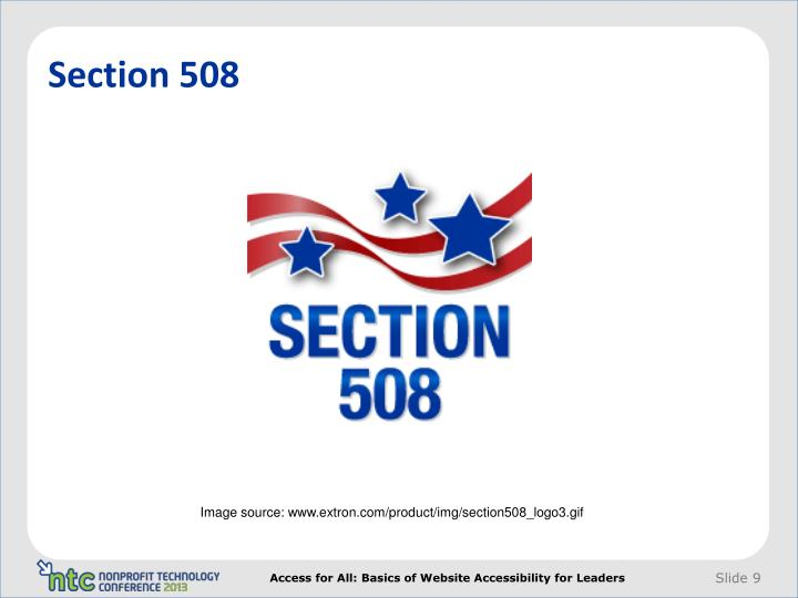 Section 508