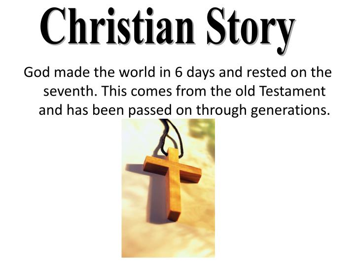 Christian Story