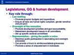 legislatures gg human development2