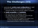 the challenges 3 3 the service has to