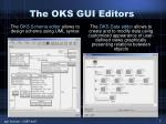 the oks gui editors