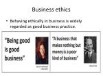 business ethics2