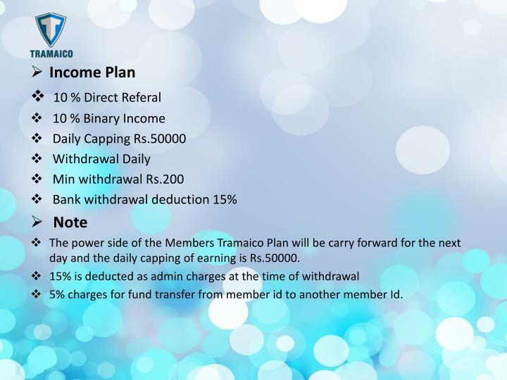 Income Plan