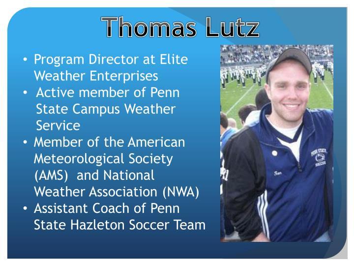 Thomas Lutz