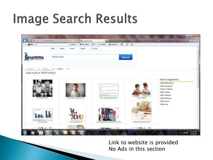 Image Search Results