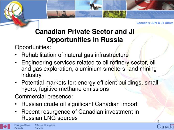 Canadian Private Sector