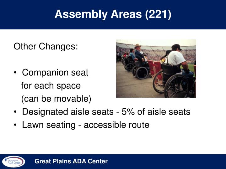 Assembly Areas (221)