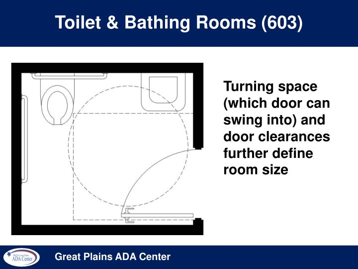 Toilet & Bathing Rooms (603)