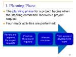 1 planning phase
