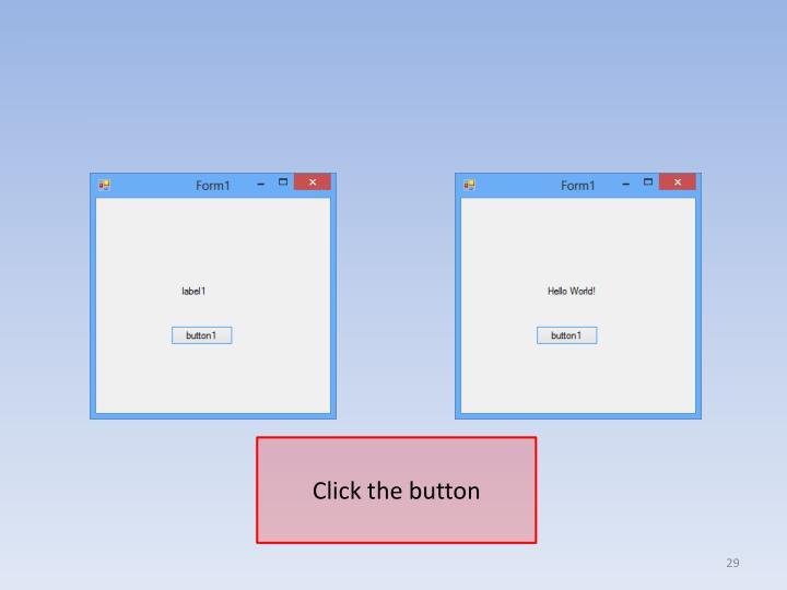 Click the button