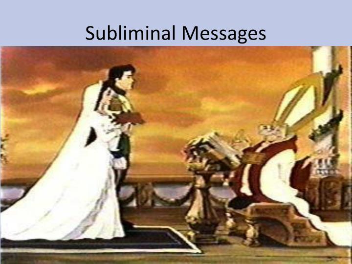 Subliminal Messages