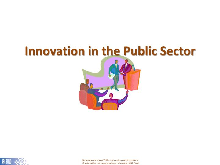 Innovation in the Public Secto