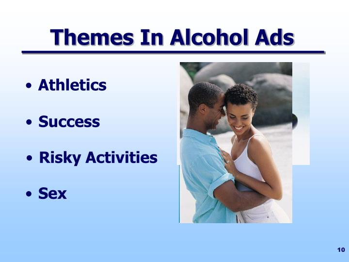 Themes In Alcohol Ads