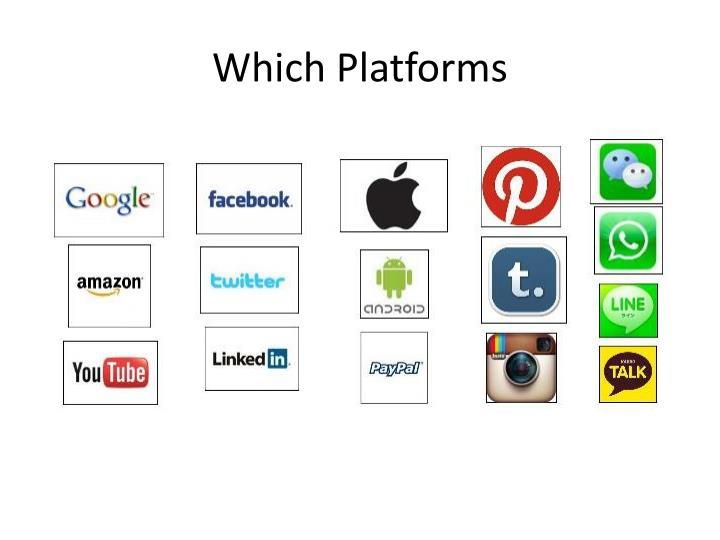 Which Platforms