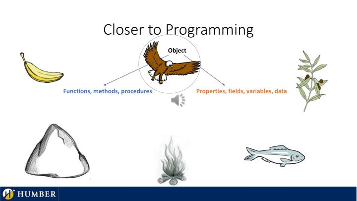 Closer to Programming