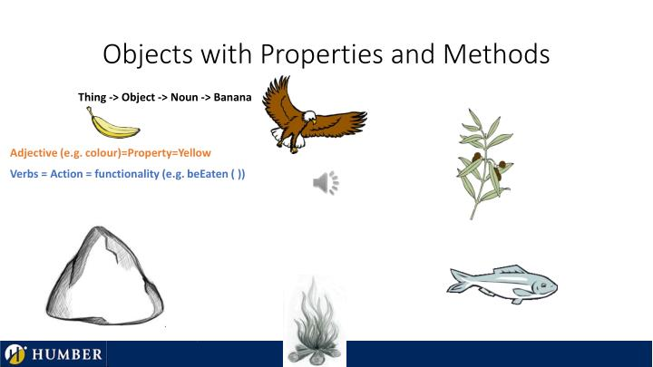Objects with Properties and Methods