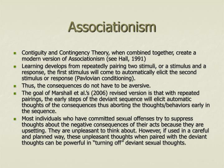 Associationism