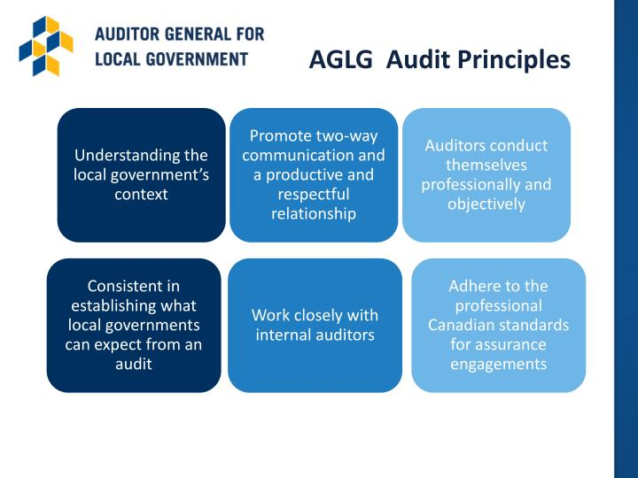 AGLG  Audit Principles