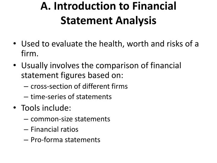 ?pro forma statement analysis essay Pro forma financial statements are used by a business to show the effect of a future proposed transaction or event on their historical financial the term pro forma financial statements simply refers to a set of financial statements in the usual format (balance sheet, income statement, and.