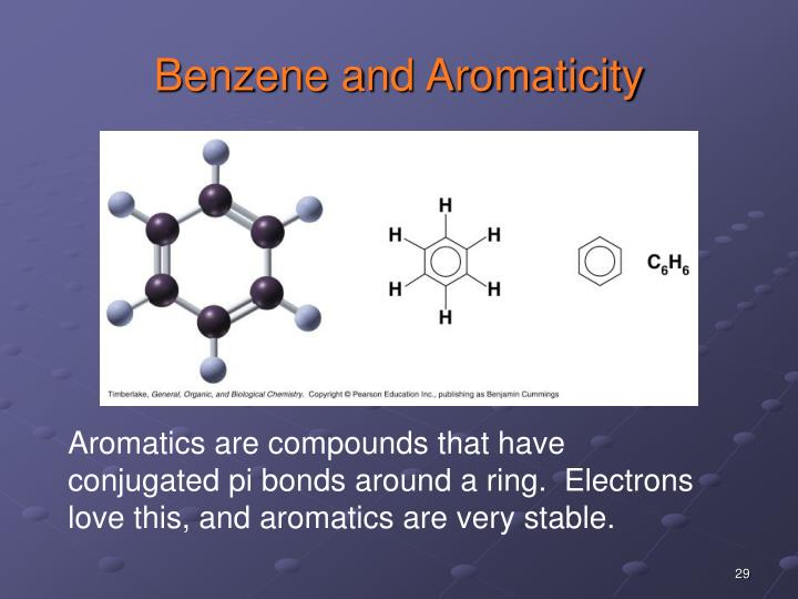 Benzene and Aromaticity