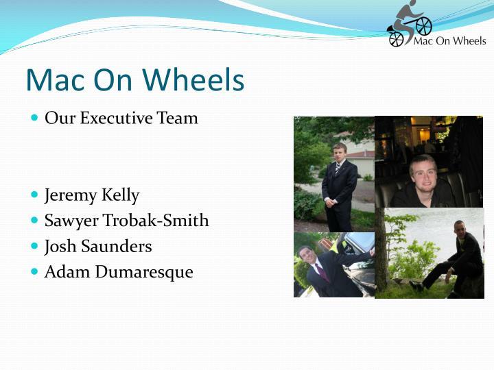 Mac on wheels1