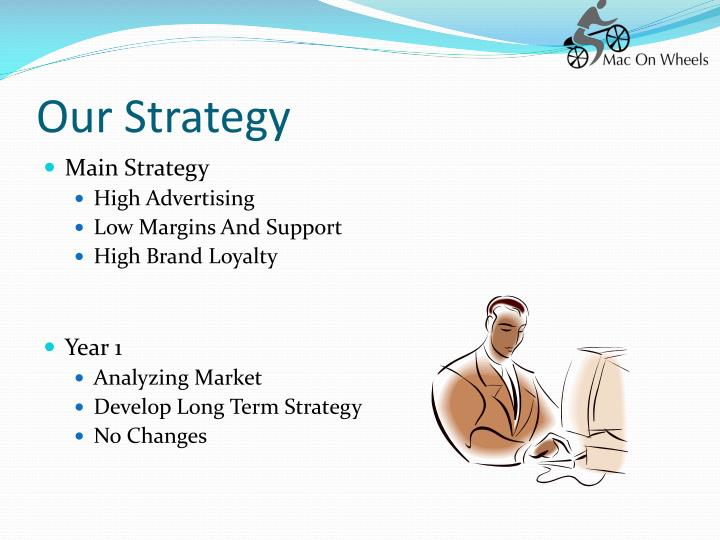 Our Strategy