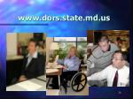 www dors state md us