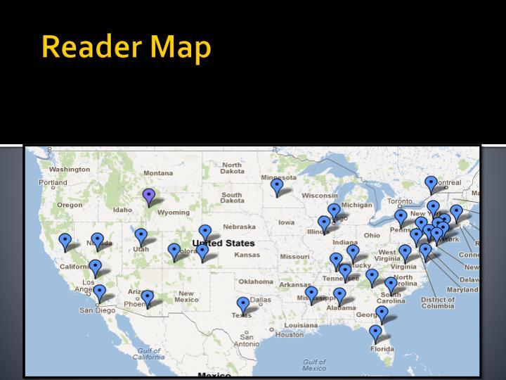 Reader Map