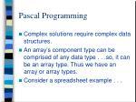 pascal programming5