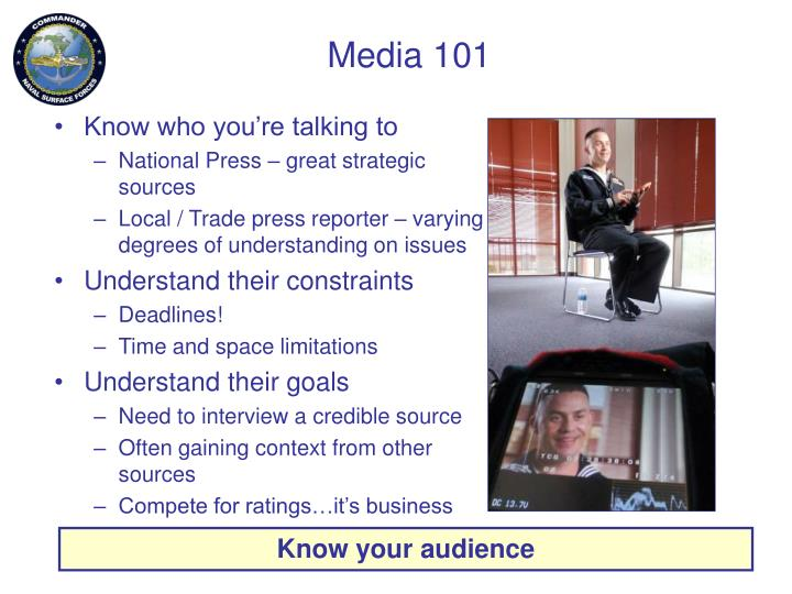 Media 101