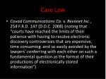 case law2