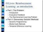 o livro reinforcement learning an introduction1