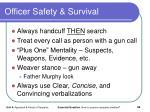 officer safety survival1
