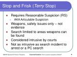 stop and frisk terry stop1
