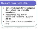 stop and frisk terry stop2