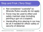 stop and frisk terry stop3