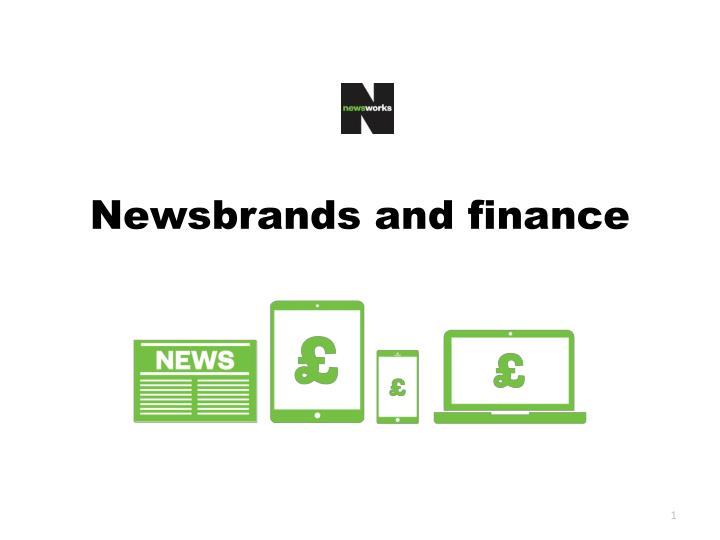 newsbrands and finance