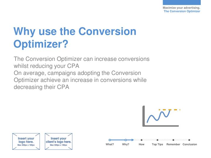 Why use the Conversion