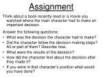 assignment1