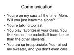 communication8
