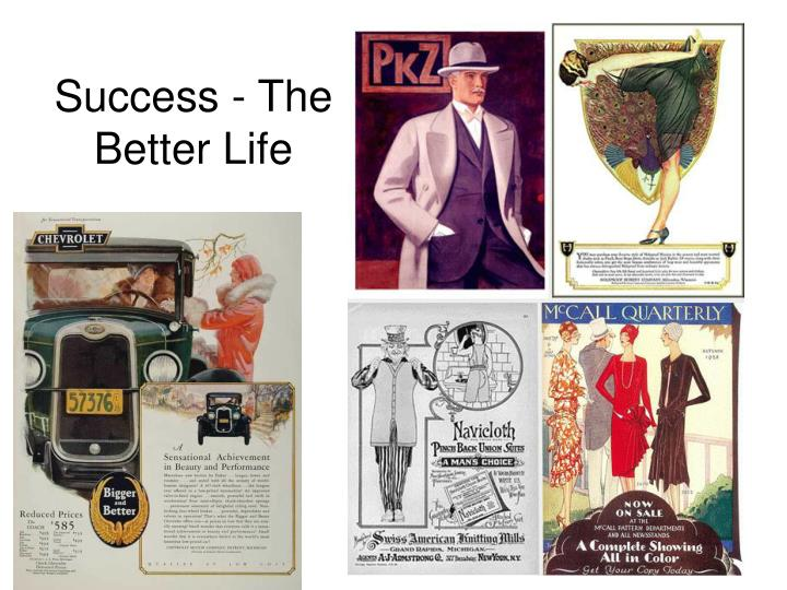 Success - The Better Life
